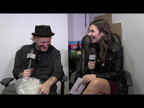Interview with Corey Taylor of Slipknot and Stone Sour