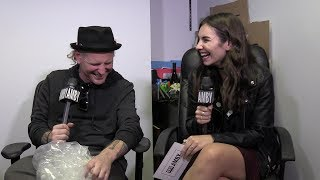 Interview with Corey Taylor (of Slipknot and Stone Sour)