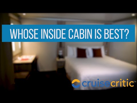 Inside Cabins On Cruise Ships: Whose Is Best? Video