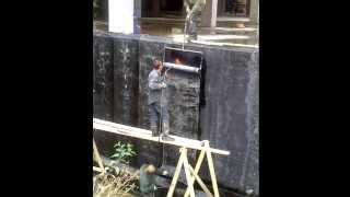 видео Как сделать гидроизоляцию подвала: горизонтальная, вертикальная изоляция