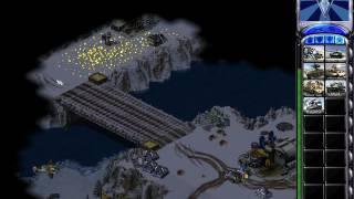 C&C Red Alert 2 Megapack Challenge 1v7 - Vil