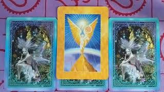November 19 - 25, 2018  Weekly Angel Tarot and Oracle Card Reading