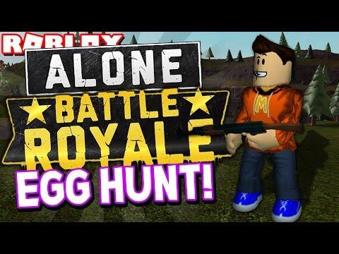 🔴 Alone Battle Royale: NEW EASTER EGG HUNT UPDATE!