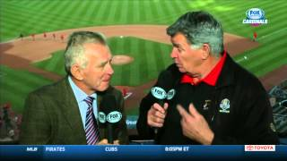 Mike Shannon and Tim McCarver talk DH in NL