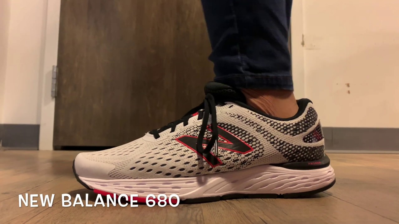 The New Balance 680, it's like the New Balance 880 BUT 200 LESS!