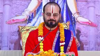 Day-6 | Shrimad Bhagwat Mahapuran Katha | By Sri Ravinandan Shastri Ji | Kishangarh 25-05-2019