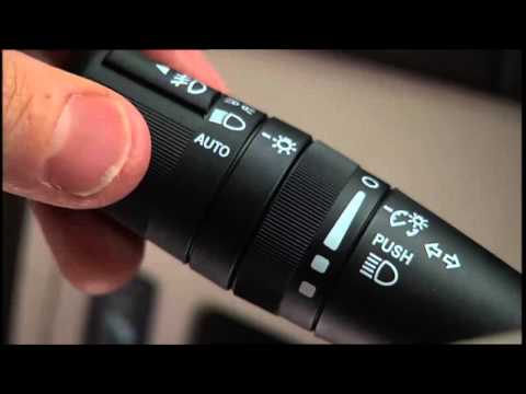 2014 Chrysler 200 Light/Dimmer Control & Fog Lights