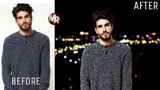 PicsArt editing tutorial | Bokeh effect | Blur backgrounds | photo manipulation tutorial