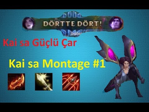 Kai'sa Montage - Best Kai'sa Montage (League Of Legends)