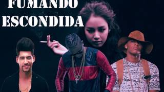 Black Jonas Point Ft. Quimico Ultra Mega Secreto Poeta Callejero & Albert 06 - Fumando Escondia
