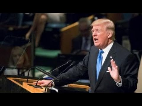Trump gets approval rating bump, could his UN speech boost it more?