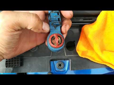АКПП не видит положение рычага селектора Рено Меган РЕШЕНО+ремонт наконечника троса АКПП