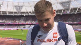 WCH 2017 London - Pawel Wojciechowski POL Pole Vault Qualifiation