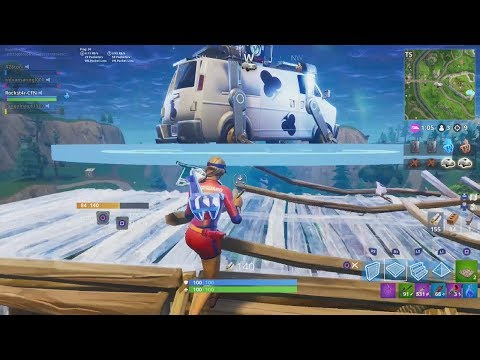 Securing the Jewel in the NEW Fortnite Getaway Game Mode