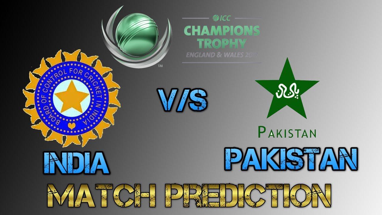 Pakistan vs India Today Cricket Match Prediction Free Batting Tips || Who  will win Today