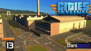 Cities: Skylines || Werk und G-BHF || Season 6 #13