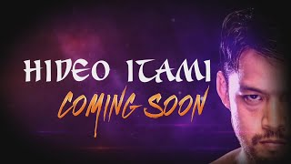 Hideo Itami is coming to WWE 205 Live