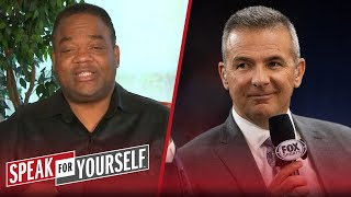Urban Meyer evaluates Burrow & Tua, talks Chase Young and Tim Tebow | NFL | SPEAK FOR YOURSELF
