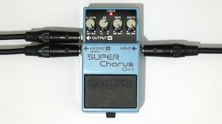 Pepe - BOSS CH-1 Super Chorus Demo