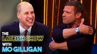 Prince William Needs a Dermot Hug | The Lateish Show With Mo Gilligan