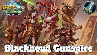 Gunspire Sudden Genesis Warrior Witchwood | Hearthstone Guide How To Play