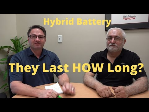 How Long Does Toyota Hybrid Battery Last? Ask The Expert!