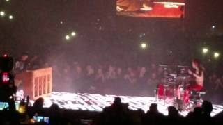 Cancer Performed Live for the First Time! Providence Roadshow 1/17/2017 twenty one pilots