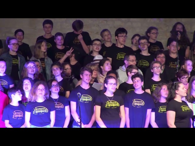 Concert Gospel 2017 Sainte Ursule : Famille