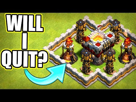WHAT HAPPENS WHEN YOU MAX TOWN HALL 11!? - Clash Of Clans