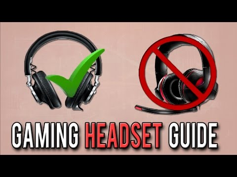 "Get the BEST, F*** the REST - $15-$150 ""Gaming Headset"" Guide"