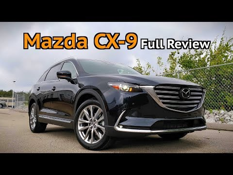 2019 Mazda CX-9: FULL REVIEW | Fixing the Few Flaws for 2019!