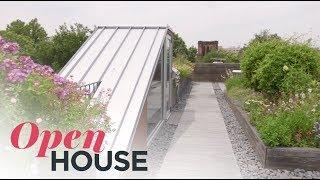 A Landscape Designer's Brooklyn Residence | Open House TV