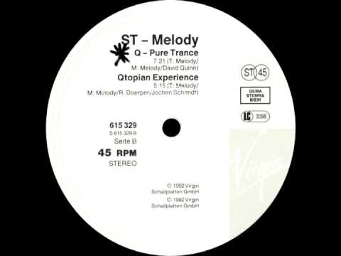 St. Melody - Qtopian Experience (1992)