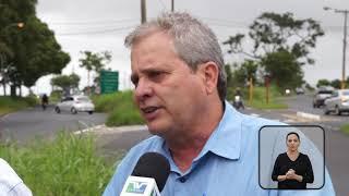 Vereadores em Ação - Edson Hel - Indicações de sinalização atendidas