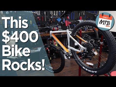 A Dick's Sporting Goods Mountain Bike You Should Buy // Nishiki Colorado Comp