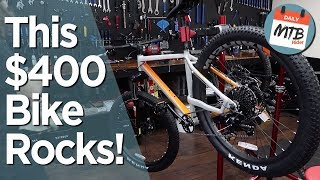 A Dick's Sporting Goods Mountain Bike You Should Buy // Nishiki Colorado Comp