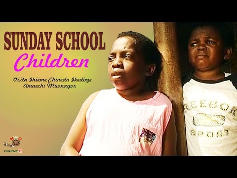 Aki & PawPaw Sunday School Children - Nigerian Nollywood Movie