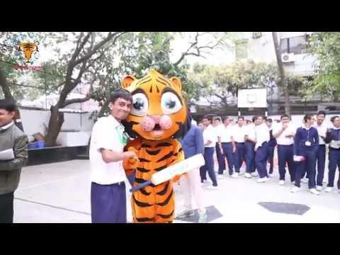 Tinga Tour In Sunnydale School