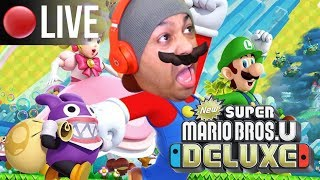 LET'S CONTINUE THIS NEW SUPER MARIO BROS. U DELUXE [NINTENDO SWITCH]