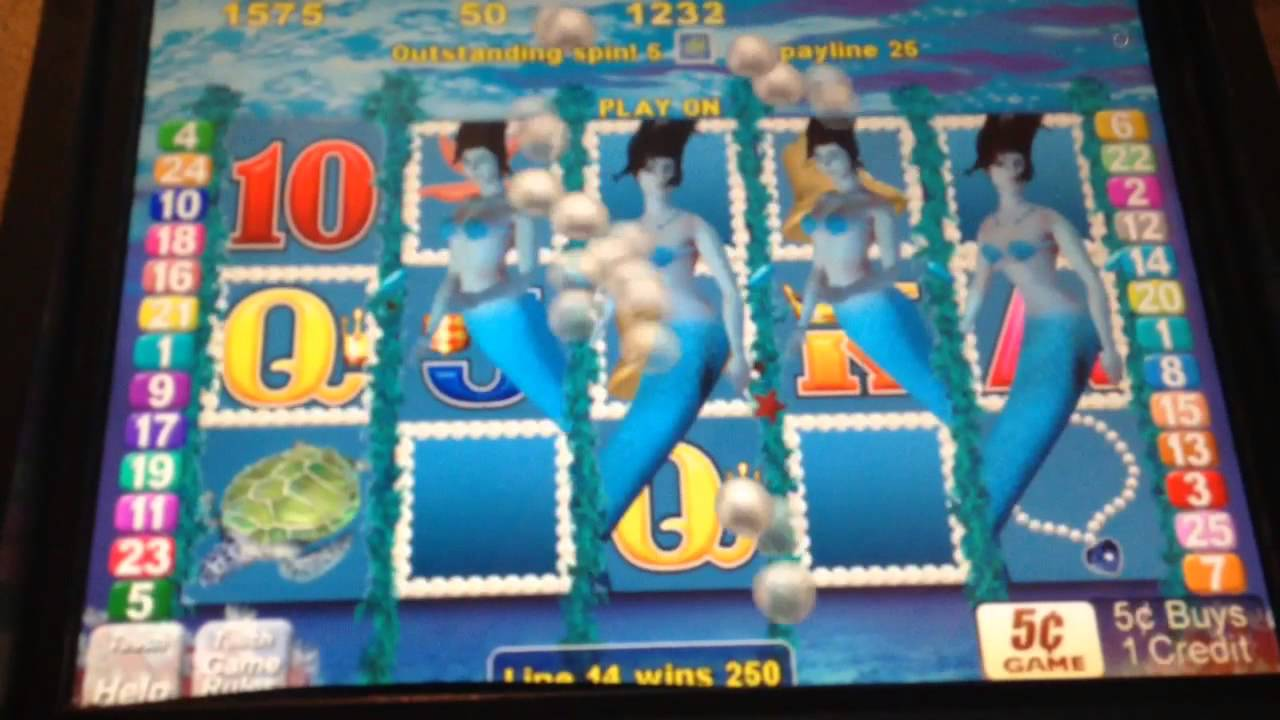 Mermaid Slot Machine