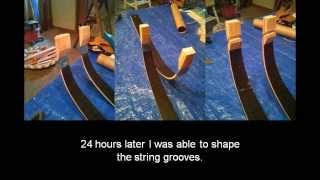 2x4 Takedown Recurve Bow - Summer's Woodworking 2015 2x4 Creative Challenge
