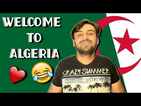 WELCOME TO ALGERIA   مرحبا في الجزائر