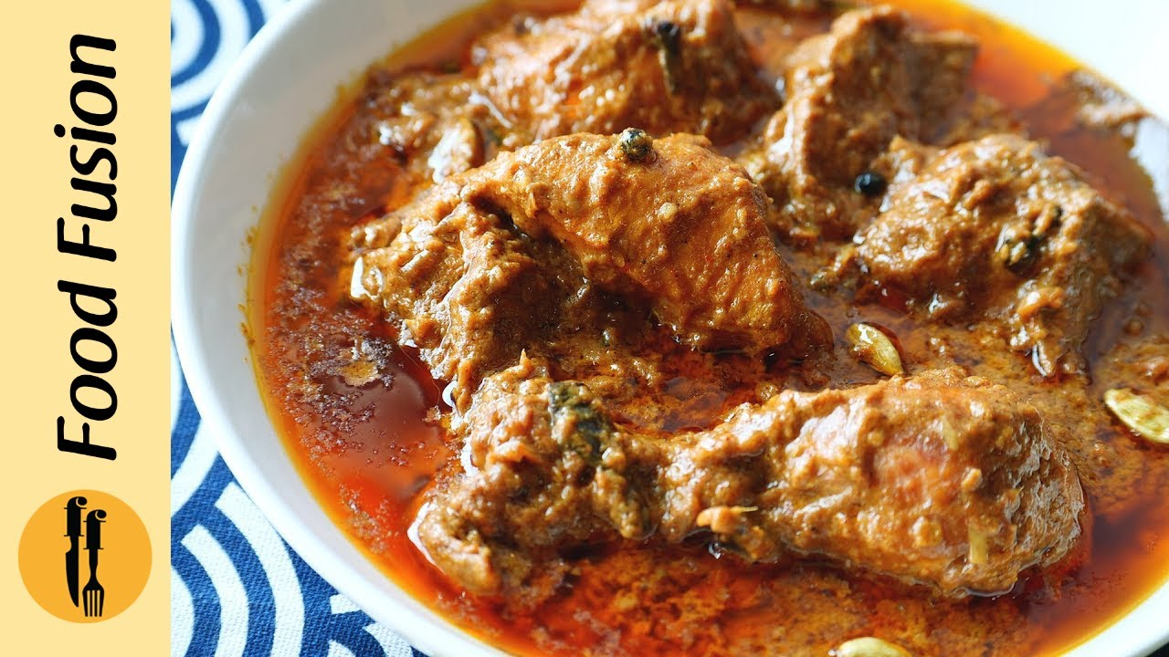Restaurant Style Chicken Korma Recipe By Food Fusion (Eid Special Recipe)