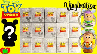 Disney Toy Story Vinylmation Jr  20th Anniversary