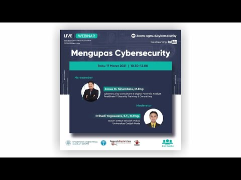 Mengupas Cybersecurity
