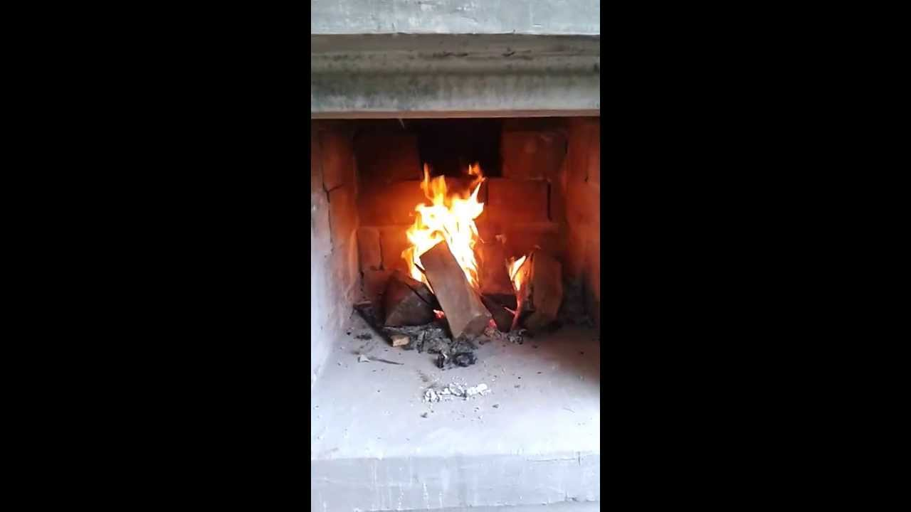 a smart combination of pizza oven and fireplace youtube