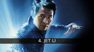 The best actors of martial arts (karate) film