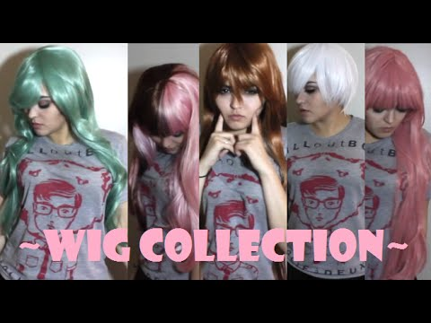 Wig Collection  81a2f37ef9