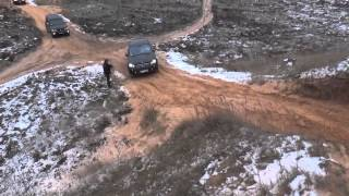 Ml63 Amg Offroad Test