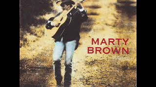 Watch Marty Brown No Honky Tonkin Tonight video